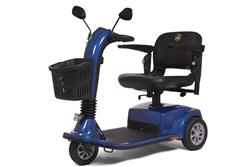 Scooter 400 lb. Capacity